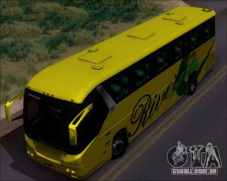 Comil Campione 3.45 Scania K420 Rivera para GTA San Andreas vista traseira