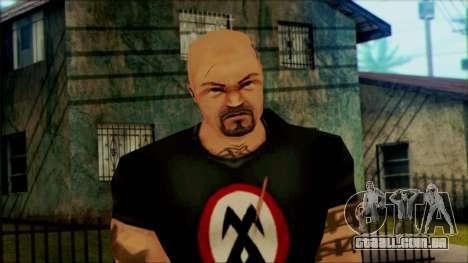 Manhunt Ped 13 para GTA San Andreas terceira tela