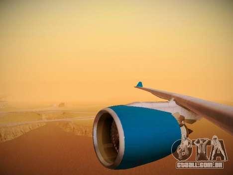 Airbus A330-200 Vietnam Airlines para as rodas de GTA San Andreas