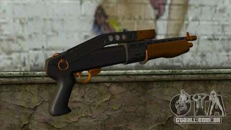 Nitro Shotgun v2 para GTA San Andreas segunda tela