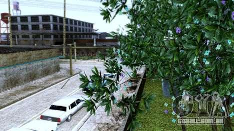 Grand ENB para PC Fraco para GTA San Andreas terceira tela