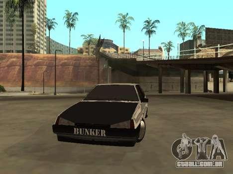 ESTES 2108 Bunker para GTA San Andreas
