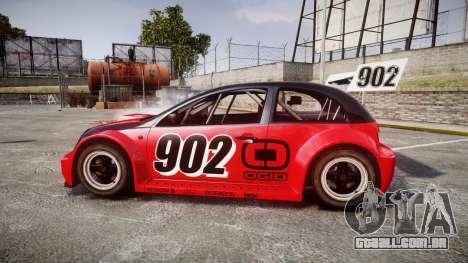 Zenden Cup Ogio para GTA 4 esquerda vista