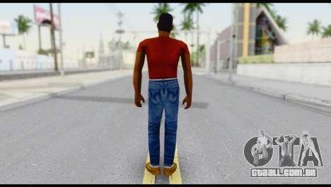 Casual Lance para GTA San Andreas segunda tela