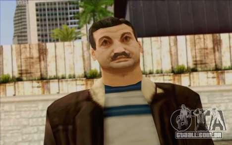 Russian Cats II Skin 2 para GTA San Andreas terceira tela