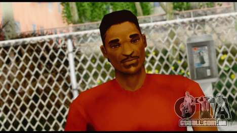 Lance no Glasses Casual para GTA San Andreas terceira tela