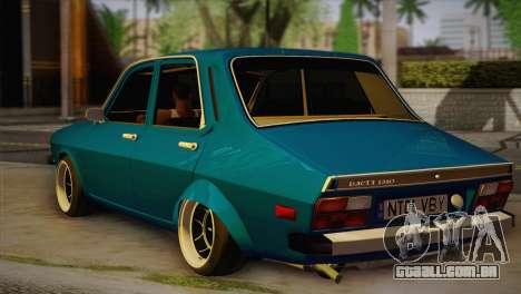 Dacia 1310 TX para GTA San Andreas esquerda vista