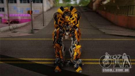 Bumblebee TF2 para GTA San Andreas
