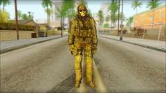 Latino Resurrection Skin from COD 5