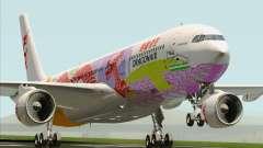 Airbus A330-300 Dragonair (20th Year Livery)