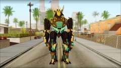 Дрифт (Transformers: Rise of the Dark Faísca) para GTA San Andreas