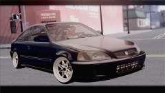 Honda Civic EM1 para GTA San Andreas