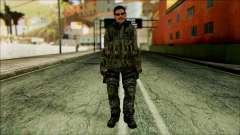 Lutador (PLA) v2 para GTA San Andreas