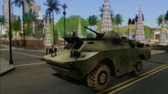 BRDM-2 from ArmA Armed Assault
