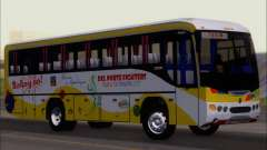 Marcopolo Allegro 1999 Del Norte Fighters 1018