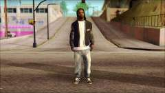 New Grove Street Family Skin v6
