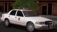 Ford Crown Victoria Tallmadge Battalion Chief 2 para GTA San Andreas