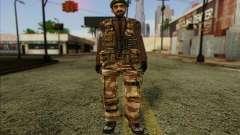 Soldados MEK (Battlefield 2) Pele 5 para GTA San Andreas