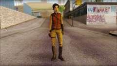 Tomb Raider Skin 5 2013 para GTA San Andreas