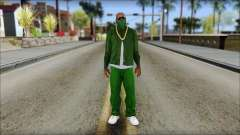 New CJ v3 para GTA San Andreas