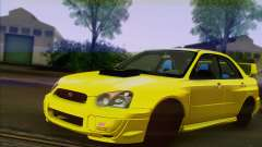Subaru Impreza седан para GTA San Andreas