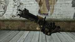 M247 Machine Gun Jorge Of Halo Reach