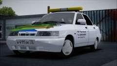VAZ 2110 Cara de Sapo para GTA San Andreas