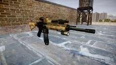 Automatic rifle Colt M4A1 selva
