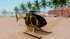 O MD500E helicóptero v2