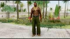 MR T Skin v1 para GTA San Andreas