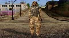 Soldados MEK (Battlefield 2) Pele 3
