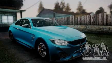 BMW M4 2014 para GTA San Andreas
