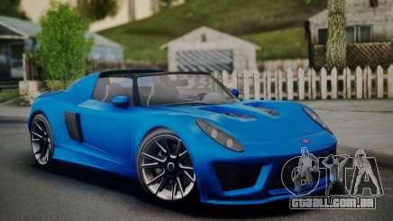 Voltic from GTA 5 para GTA San Andreas
