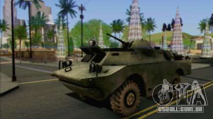 BRDM-2 from ArmA Armed Assault para GTA San Andreas