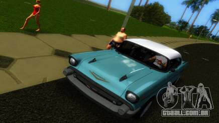 Chevrolet BelAir 1957 para GTA Vice City