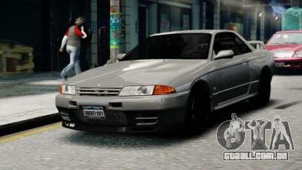 Nissan Skyline R32 GT-R para GTA 4