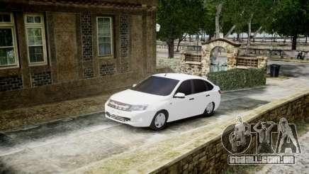 Lada Granta Liftback para GTA 4