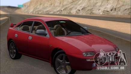 Mazda 323F 1995 para GTA San Andreas