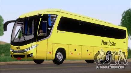 Marcopolo Viaggio G7 Mercedes-Benz OF1724M para GTA San Andreas