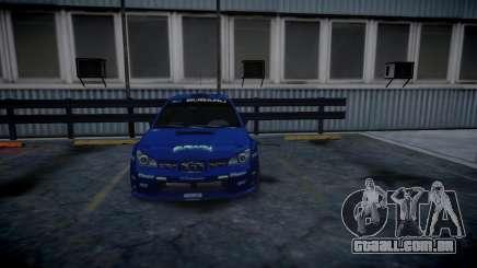 Subaru Impreza STI Group N Rally Edition para GTA 4