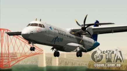 ATR 72-500 Garuda Indonesia Explore para GTA San Andreas