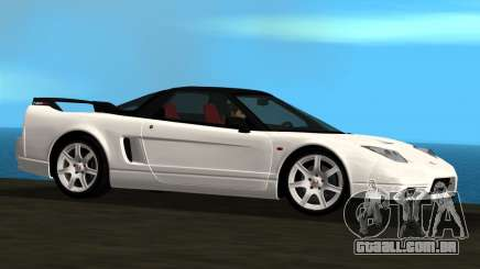 Honda NSX-R para GTA Vice City