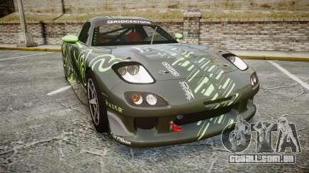 Mazda RX-7 Razer para GTA 4