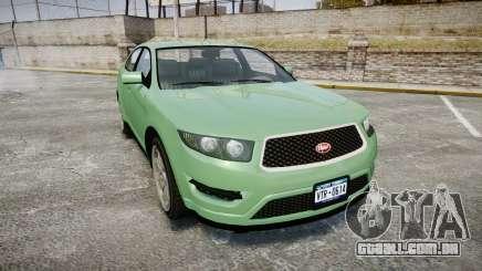 GTA V Vapid Taurus para GTA 4