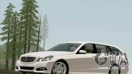 Mercedes-Benz E250 Estate para GTA San Andreas