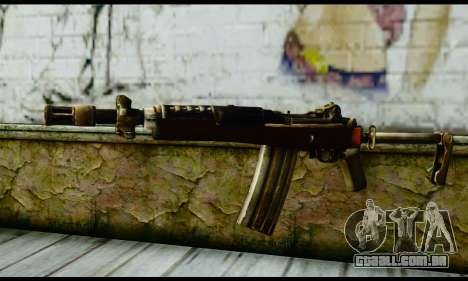 Ruger Mini-14 from Gotham City Impostors v1 para GTA San Andreas