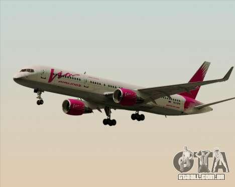 Boeing 757-230 VIM Airlines (VIM) para GTA San Andreas