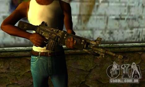 Dawn Patrol from Gotham City Impostors para GTA San Andreas terceira tela