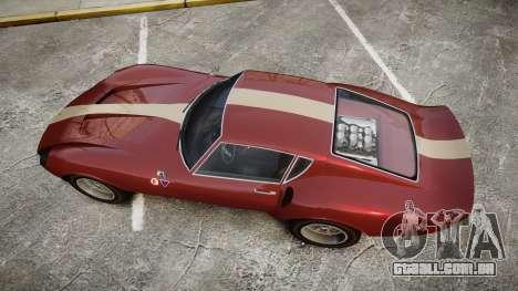 Grotti Stinger GT para GTA 4 vista direita