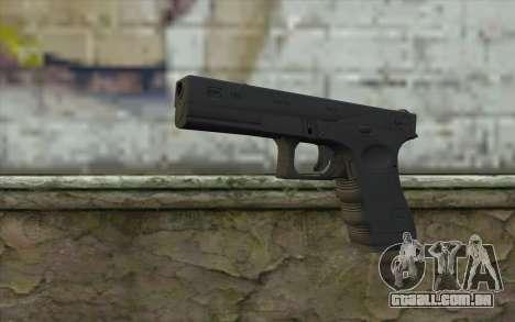 Glock 18C para GTA San Andreas
